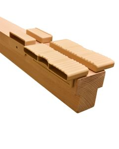 Bed Centre Support Rail Angle View