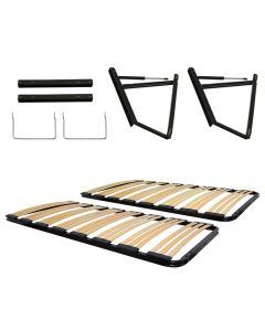 Small Single 2ft6 Pine Bed Slats 11 Slat Pack