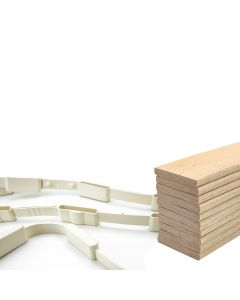 53mm Roll-Out Bed Slats Kit
