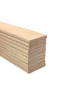 53mm Beech Sprung Bed Slats Bundle Pack