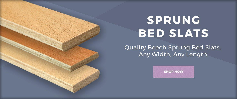 Sprung Bed Slats